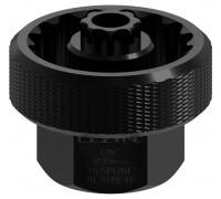 Съемник кассеты/каретки Lezyne CNC Alloy BB Tool 3916 черный