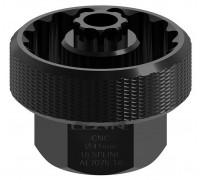 Съемник кассеты/каретки Lezyne CNC Alloy BB Tool 4116 черный