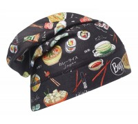 Шапка CHEF'S HAT COLLECTION BUFF® JAPONISE BLACK