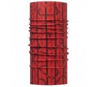 Купить Бафф THERMAL BUFF® CARABINER RED в Украине