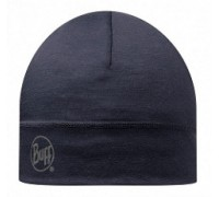 Шапка MERINO WOOL THERMAL HAT BUFF®SOLID NAVY