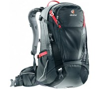 Рюкзак велосипедный Deuter, Trans Alpine 32 EL цвет 4701 graphite-black