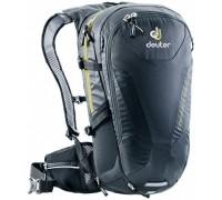 Рюкзак велосипедный Deuter, Compact EXP 12 цвет 7000 black