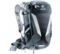 Рюкзак велосипедный Deuter, Compact EXP 12 цвет 7410 black-granite