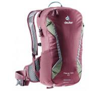 Рюкзак велосипедный Deuter, Race Air цвет 5206 maron-khaki