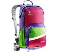 Рюкзак велосипедный Deuter, Bike I 14, (цвет 3551) violet-magenta