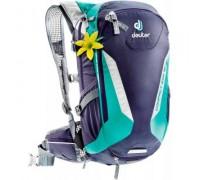Рюкзак велосипедный Deuter, Compact EXP 10 SL цвет 3207 blueberry-mint