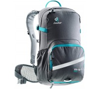 Рюкзак для велосипеда Deuter, Bike I 20, (цвет 4331) graphite-petrol