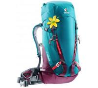 Рюкзак Deuter, Guide 30+ SL цвет 3518 petrol-blackberry
