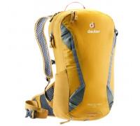 Рюкзак велосипедный Deuter, Race Air цвет 9203 curry-ivy
