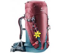 Рюкзак Deuter, Guide 30+ SL цвет 5324 maron-arctic