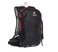 Рюкзак велосипедный Deuter, Compact EXP 16 цвет 7000 black