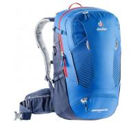 Рюкзак велосипедный Deuter, Trans Alpine 30 цвет 1316 lapis-navy