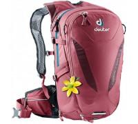 Рюкзак велосипедный Deuter, Compact EXP 10 SL цвет 5527 cardinal-maron
