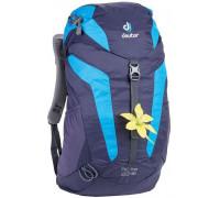Рюкзак Deuter, AC Lite 22 SL цвет 3349 blueberry-turquoise