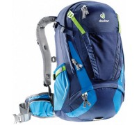 Рюкзак велосипедный Deuter, Trans Alpine 30 цвет 3366 navy-ocean