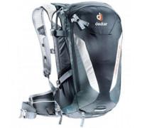 Рюкзак велосипедный Deuter, Compact EXP 16 цвет 7410 black-granite