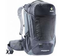 Рюкзак велосипедный Deuter, Trans Alpine Pro 28 цвет 7403 black-graphite