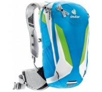 Рюкзак велосипедный Deuter, Compact Lite 8 цвет 3111 turquoise-white