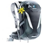 Рюкзак велосипедный Deuter, Compact EXP 10 SL цвет 7410 black-granite