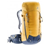 Рюкзак Deuter, Guide 34+ цвет 9309 curry-navy