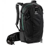 Рюкзак велосипедный Deuter, Trans Alpine 30 цвет 7000 black
