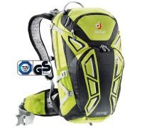 Рюкзак велосипедный Deuter, Attack Enduro 16, (цвет 2707) apple-black