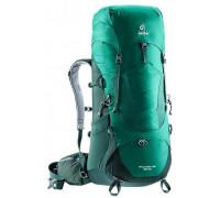 Рюкзак Deuter, Aircontact Lite 50+10 цвет 2231 alpinegreen-forest