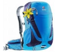 Рюкзак Deuter, AirLite 26 SL цвет 3369 coolblue-blueberry