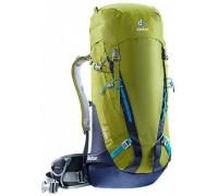 Рюкзак Deuter, Guide 35+ цвет 2313 moss-navy
