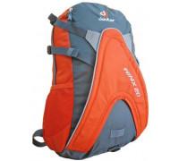 Рюкзак велосипедный Deuter, Winx 20 цвет 4904 granite-papaya