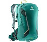 Рюкзак велосипедный Deuter, Race Air цвет 2231 alpinegreen-forest