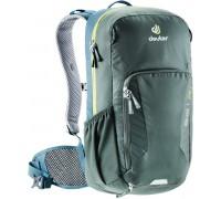 Рюкзак для велосипеда Deuter, Bike I 20, (цвет 2327) ivy-arctic
