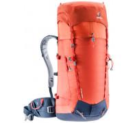 Рюкзак Deuter, Guide Lite 30+ цвет 9311 papaya-navy