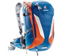 Рюкзак велосипедный Deuter, Compact EXP 12 цвет 3905 steel-papaya