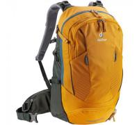Рюкзак велосипедный Deuter, Trans Alpine 30 цвет 9203 curry-ivy