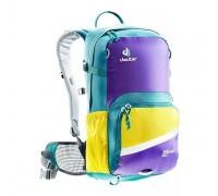 Рюкзак для велосипеда Deuter, Bike I 20, (цвет 3363) petrol-violet