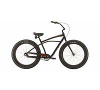 Велосипед Felt Cruiser Float, satin black 3sp