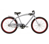 Велосипед Felt Cruiser Little Bastard, spider sliver, 18 см