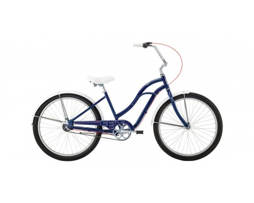 Велосипед Felt Cruiser Bixby Women, navy, 17 см