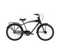 Купить Велосипед Felt Cruiser Nebula, charcoal/black, 18 см в Украине