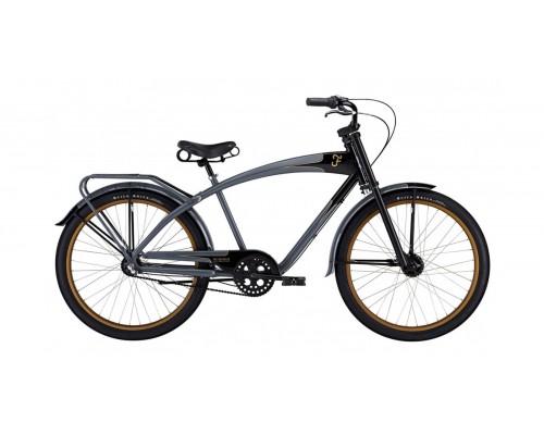 Велосипед Felt Cruiser Nebula, charcoal/black, 18 см
