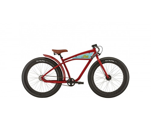 Велосипед Felt Cruiser Speedway, brick red 2sp
