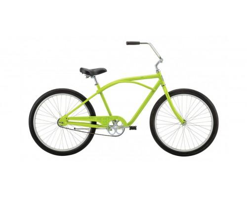 Велосипед Felt Cruiser Bixby Men, sour apple green 3sp, 18 см