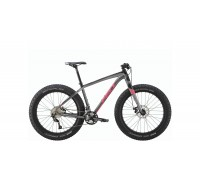 Купить Велосипед Felt FatBike Double-Double 70 M matte charcoal в Украине