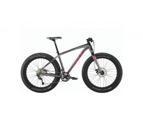 Велосипед Felt FatBike Double-Double 70 M matte charcoal