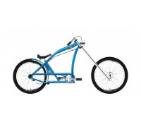 Велосипед Felt Cruiser Squealer Men, squealer blue/white, 21 см
