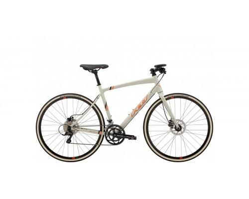 Велосипед Felt VERZA SPEED 30 platinum (silver, acid green) 51cm