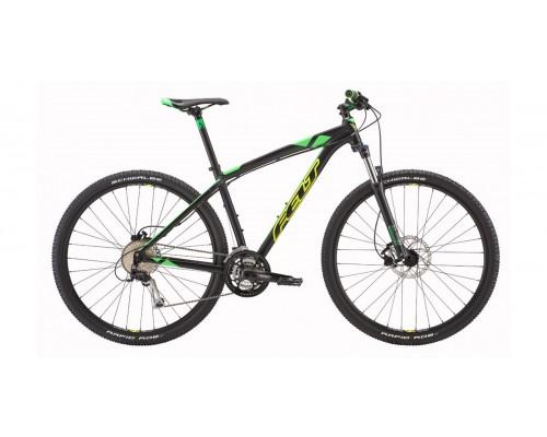 Велосипед Felt MTB NINE 70 matte black, 29 дюймов