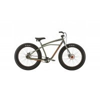 Велосипед Felt Cruiser El Nino, army metal 1sp